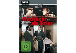 Rückkehr als Toter DVD