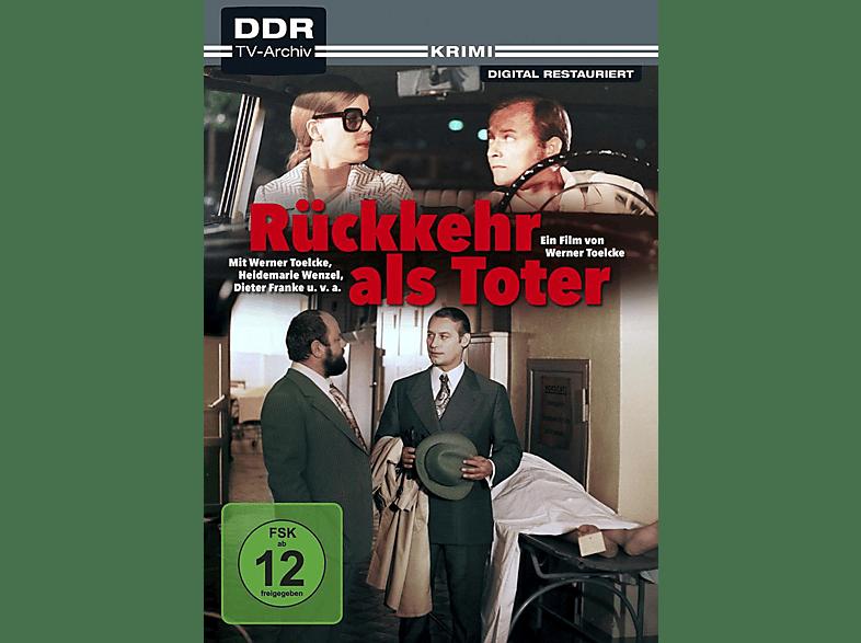 Rückkehr als Toter [DVD]