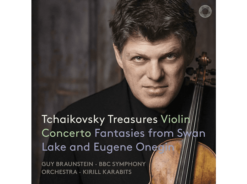 Guy Braunstein, Kirill Karabi, BBC Symphony Orchestra - Tchaikovsky Treasures [SACD Hybrid]