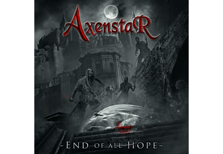 Axenstar - End Of All Hope - (CD)