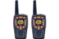 COBRA AM 845 Walkie Talkie Schwarz/Orange
