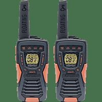 COBRA AM 1035 FLT Walkie Talkie Schwarz/Orange