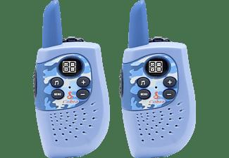 COBRA HM 230 Walkie Talkie Blau
