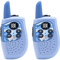 COBRA HM 230 Walkie Talkie Blau