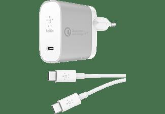 BELKIN Quick Charge 4 Ladegerät, Weiß