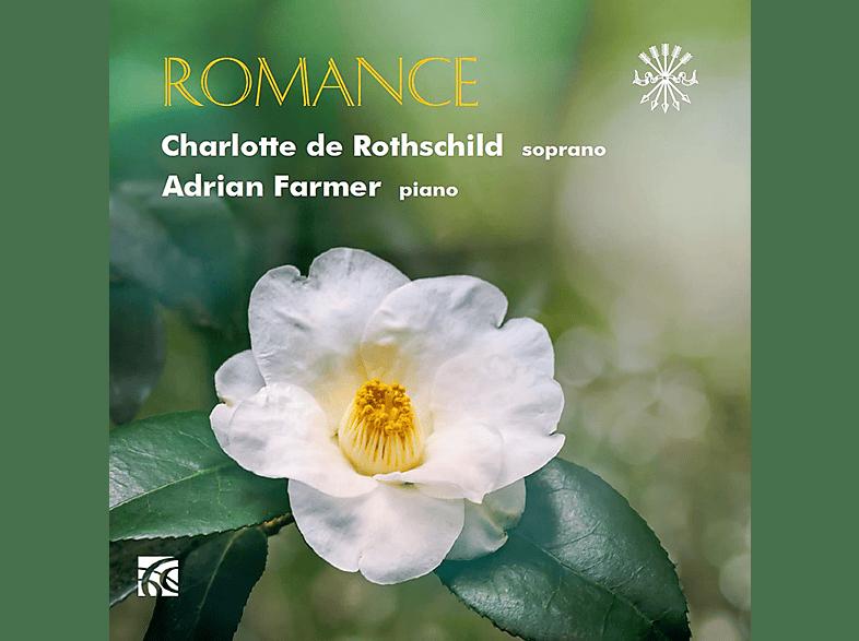 Charlotte Rothschild, Adrian Farmer - Romance [CD]