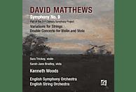 Kenneth Woods, Sara-Jane Bradley, English Symphony & String Orchestra, Sara Trickey - Sinfonie 9 [CD]