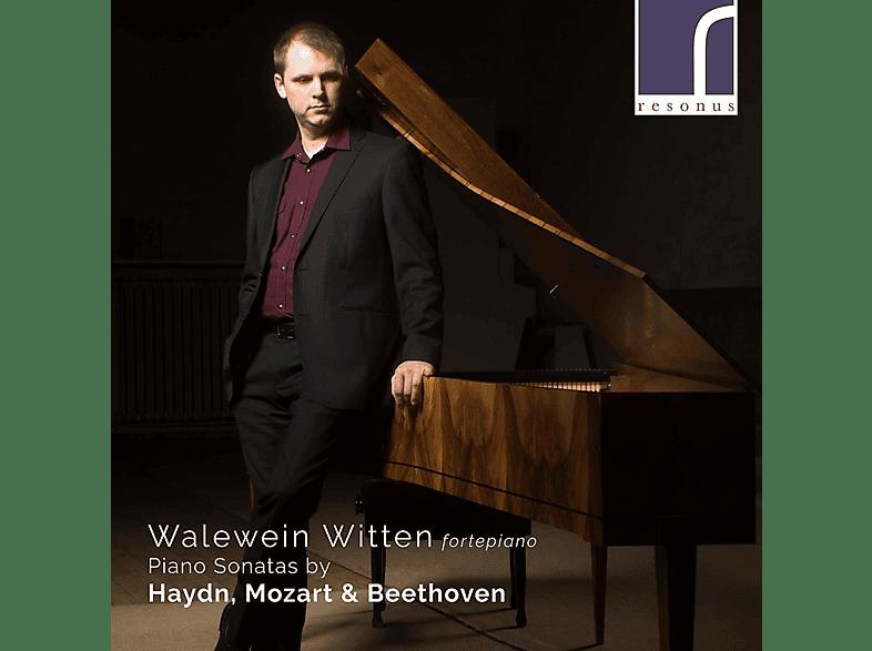 Walewein Witten - Klaviersonaten [CD]