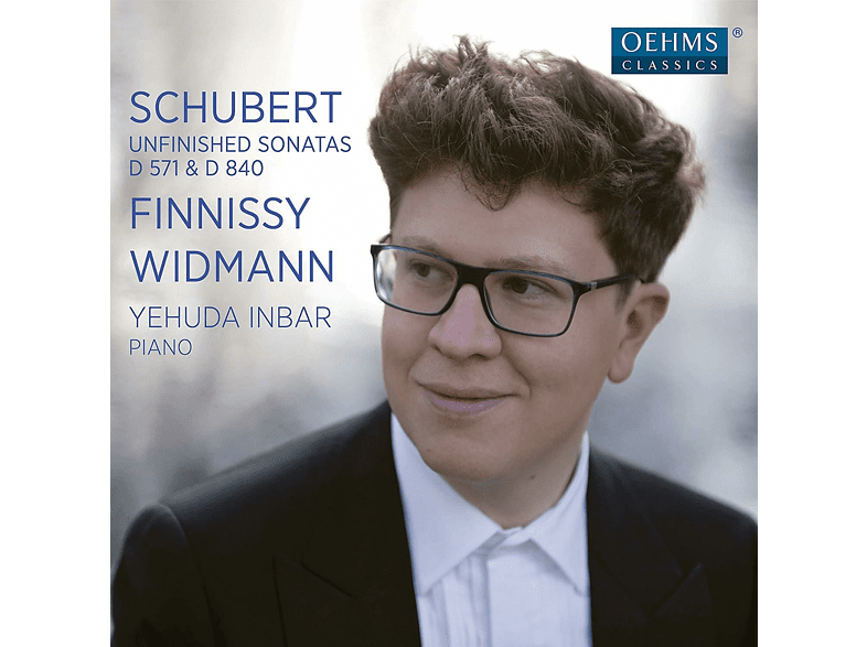 Yehuda Inbar - Schubert: Unfinished Sonatas [CD]