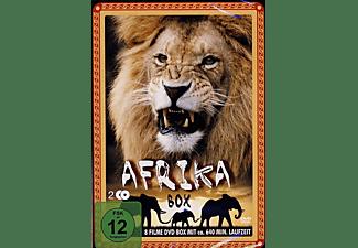 Afrika Box DVD