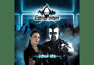 Synthattack - JOIN US (LTD.DIGIPAK)  - (CD)