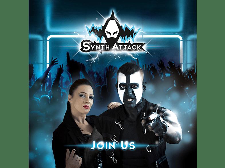Synthattack - JOIN US (LTD.DIGIPAK) [CD]