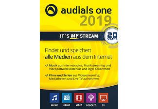PC - Audials One 2019 /D