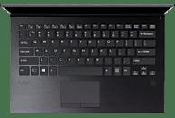 VAIO SX14, Notebook mit 14.0 Zoll Display, Core™ i7 Prozessor, 16 GB RAM, 512 GB SSD, Intel® UHD-Grafik 620, Schwarz