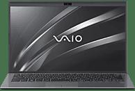 VAIO SX14, Notebook mit 14.0 Zoll Display, Core™ i7 Prozessor, 16 GB RAM, 512 GB SSD, Intel® UHD-Grafik 620, Silber