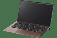 VAIO SX14, Notebook mit 14.0 Zoll Display, Core™ i7 Prozessor, 16 GB RAM, 512 GB SSD, Intel® UHD-Grafik 620, Braun
