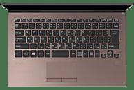 VAIO SX14, Notebook mit 14.0 Zoll Display, Core™ i5 Prozessor, 8 GB RAM, 256 GB SSD, Intel® UHD-Grafik 620, Braun