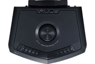LG RL2 XBOOM Portabler Portabler Lautsprecher Schwarz