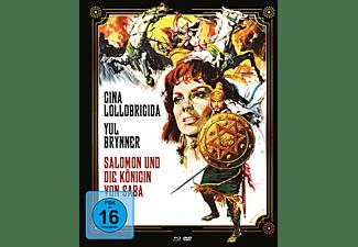Salomon und die Königin von Saba Blu-ray + DVD