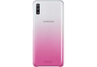 SAMSUNG EF-AA705, Backcover, Samsung, Galaxy A70, Pink