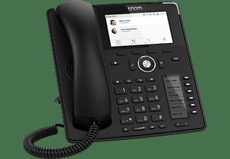SNOM snom D785 SIP-Telefon Schwarz