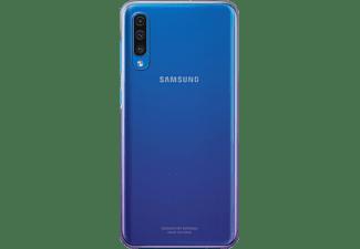 SAMSUNG EF-AA505, Backcover, Samsung, Galaxy A50, Violett