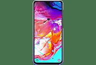 SAMSUNG EF-AA705 , Backcover, Samsung, Galaxy A70, Kunstoff, Violett