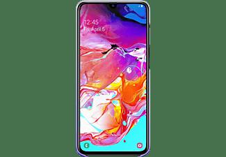 SAMSUNG EF-AA705, Backcover, Samsung, Galaxy A70, Violett
