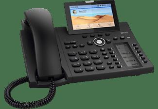 SNOM snom D385 SIP-Telefon Schwarz