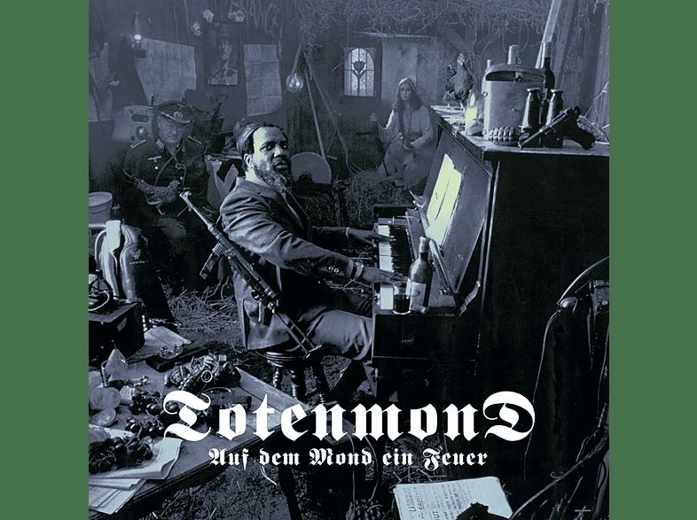 Totenmond - Auf Dem Mond Ein Feuer (Rerelease) [Vinyl]