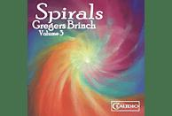 Jonathan Truscott, William Hancox, Josef Gazsi - Spirals [CD]