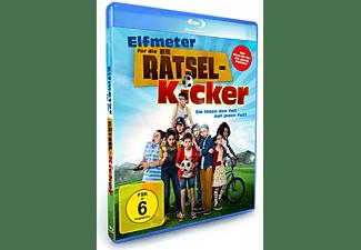 Elfmeter für die Rätsel-Kicker Blu-ray