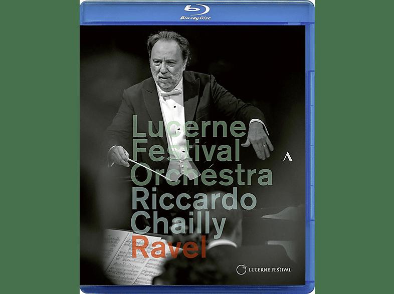 Lucerne Festival Orchestra - Ravel: Valses nobles et sentimentales [Blu-ray]