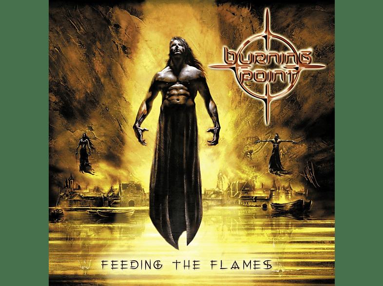 Burning Point - Feeding The Flames (Clear Yellow Vinyl) [Vinyl]