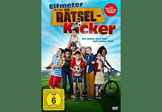 Elfmeter für die Rätsel-Kicker DVD