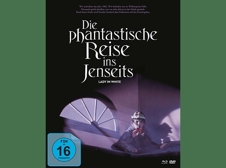 Die phantastische Reise ins Jenseits [Blu-ray + DVD]