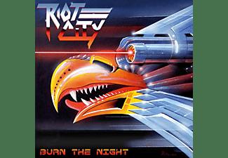 Riot City - Burn The Night  - (CD)