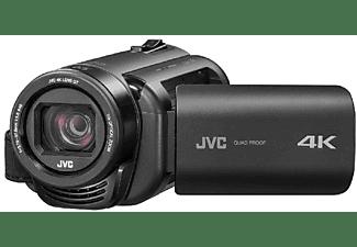 REACONDICIONADO Videocámara - JVC GZ-RY980,  4K GT, QuadProof,Sensor CMOS, Zoom óptico 10x, Zoom digital 200x