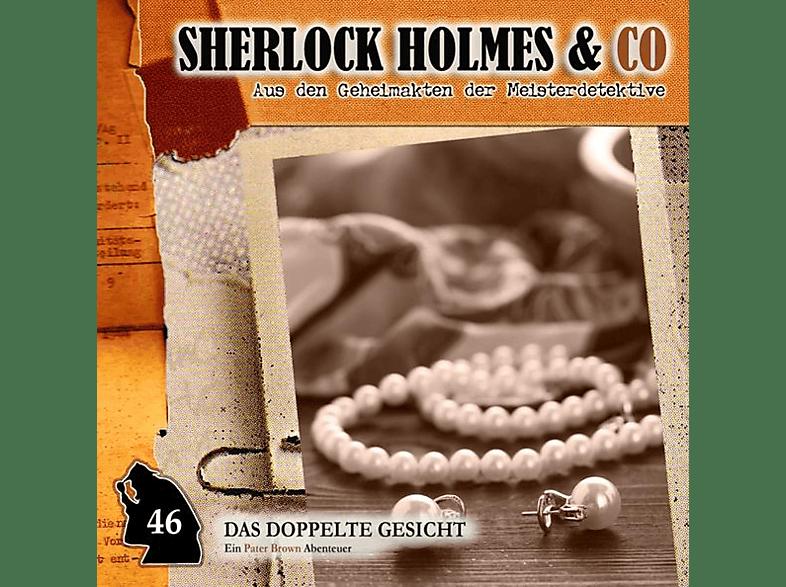 Sherlock Holmes & Co - Das doppelte Gesicht-Folge 46 - (CD)