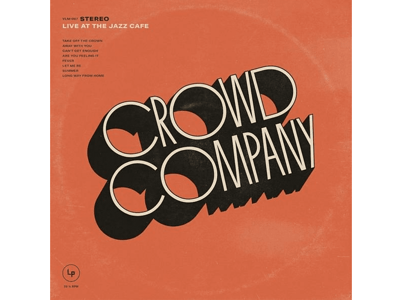 Crowd Company - Live At The Jazz Cafe [CD]