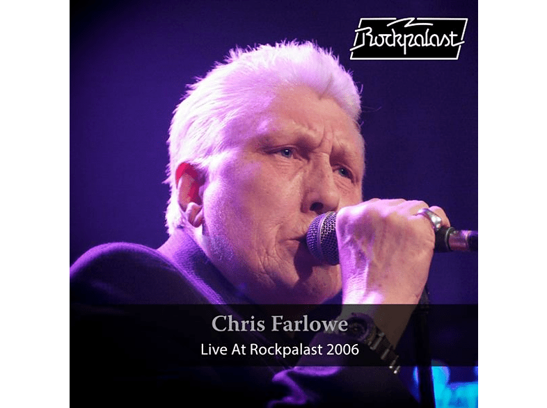 Chris Farlowe - Live At Rockpalast 2006 [Vinyl]