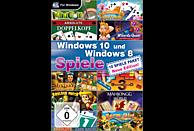 Windows 10 und Windows 8 Spiele - Neue Edition [PC]