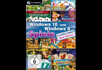 Windows 10 und Windows 8 Spiele - Neue Edition - [PC]