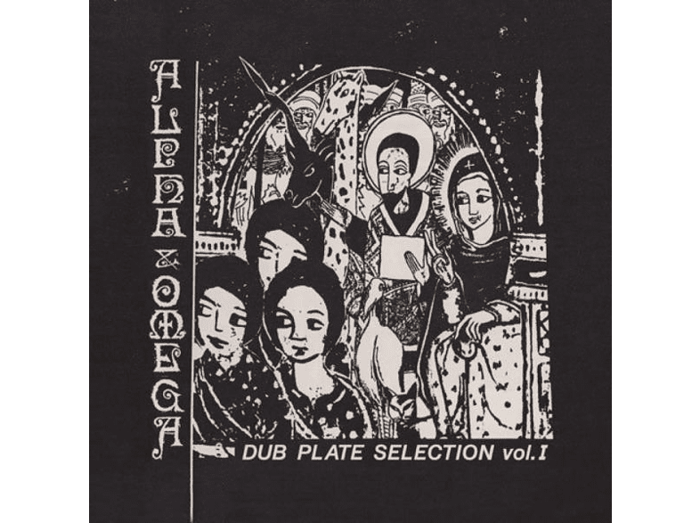 Alpha & Omega - Dubplate Selection Vol.1 [CD]
