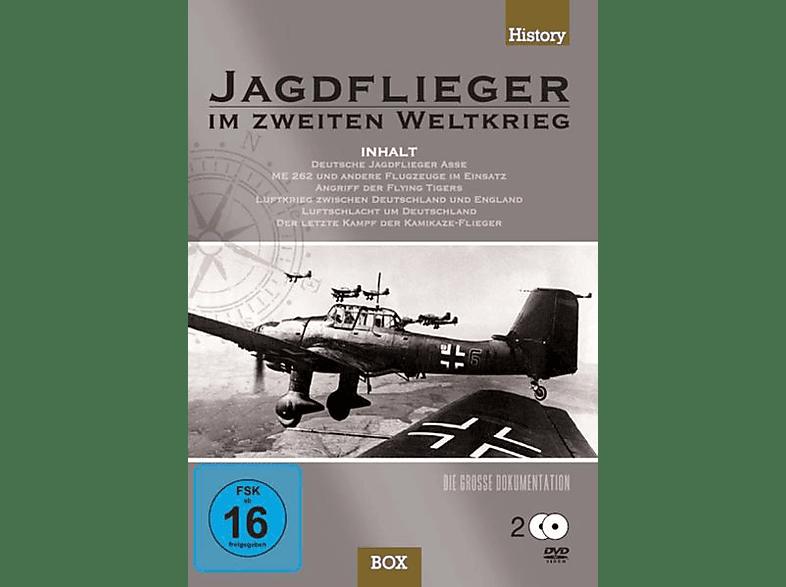 Jagdflieger im Zweiten Weltkrieg Box [DVD]