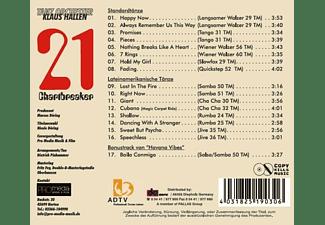 Klaus Tanzorchester Hallen - Chartbreaker For Dancing Vol.21  - (CD)