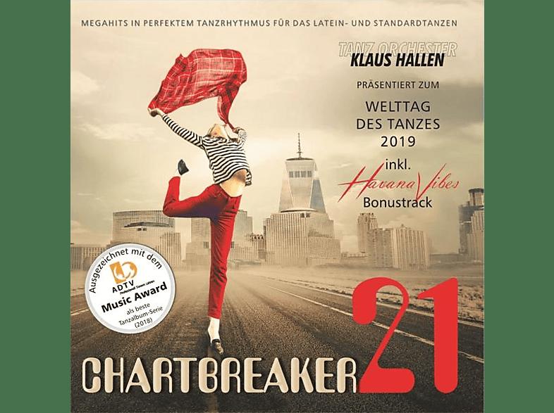 Klaus Tanzorchester Hallen - Chartbreaker For Dancing Vol.21 [CD]