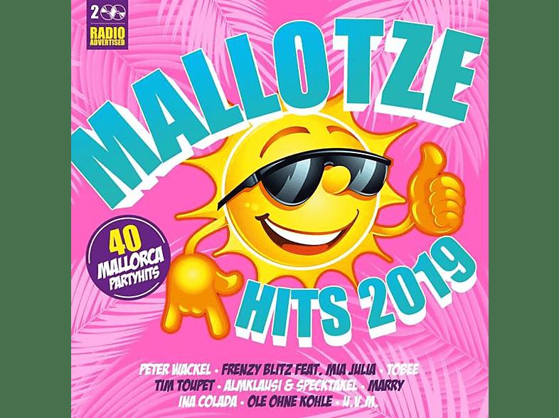 VARIOUS - Mallotze Hits 2019 [CD]