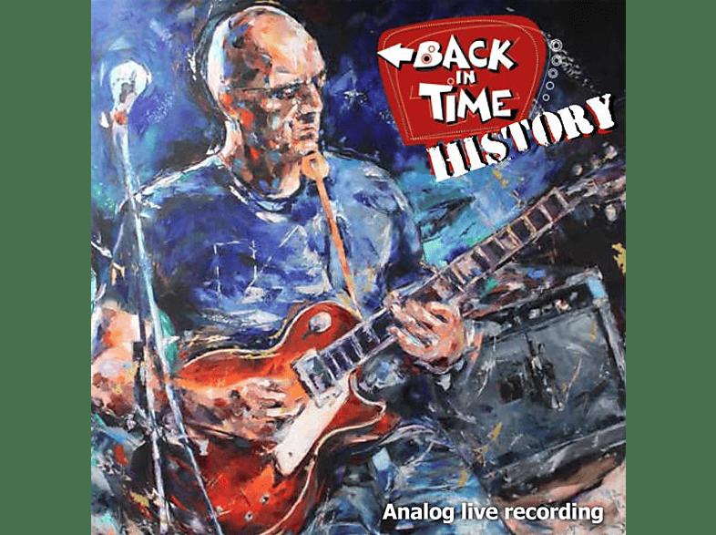History - Back In Time (CD) [CD]