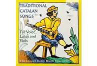 The Canigo Early Music Ensemble - Traditional Catalan Songs [CD]